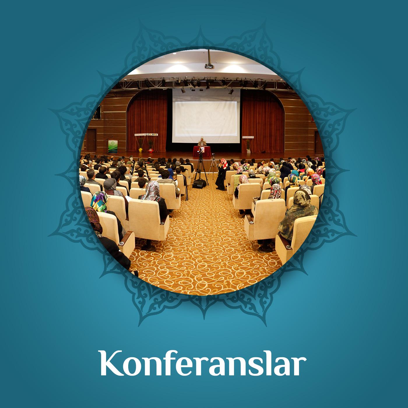 Konferanslar (Ses) | Nureddin Yıldız